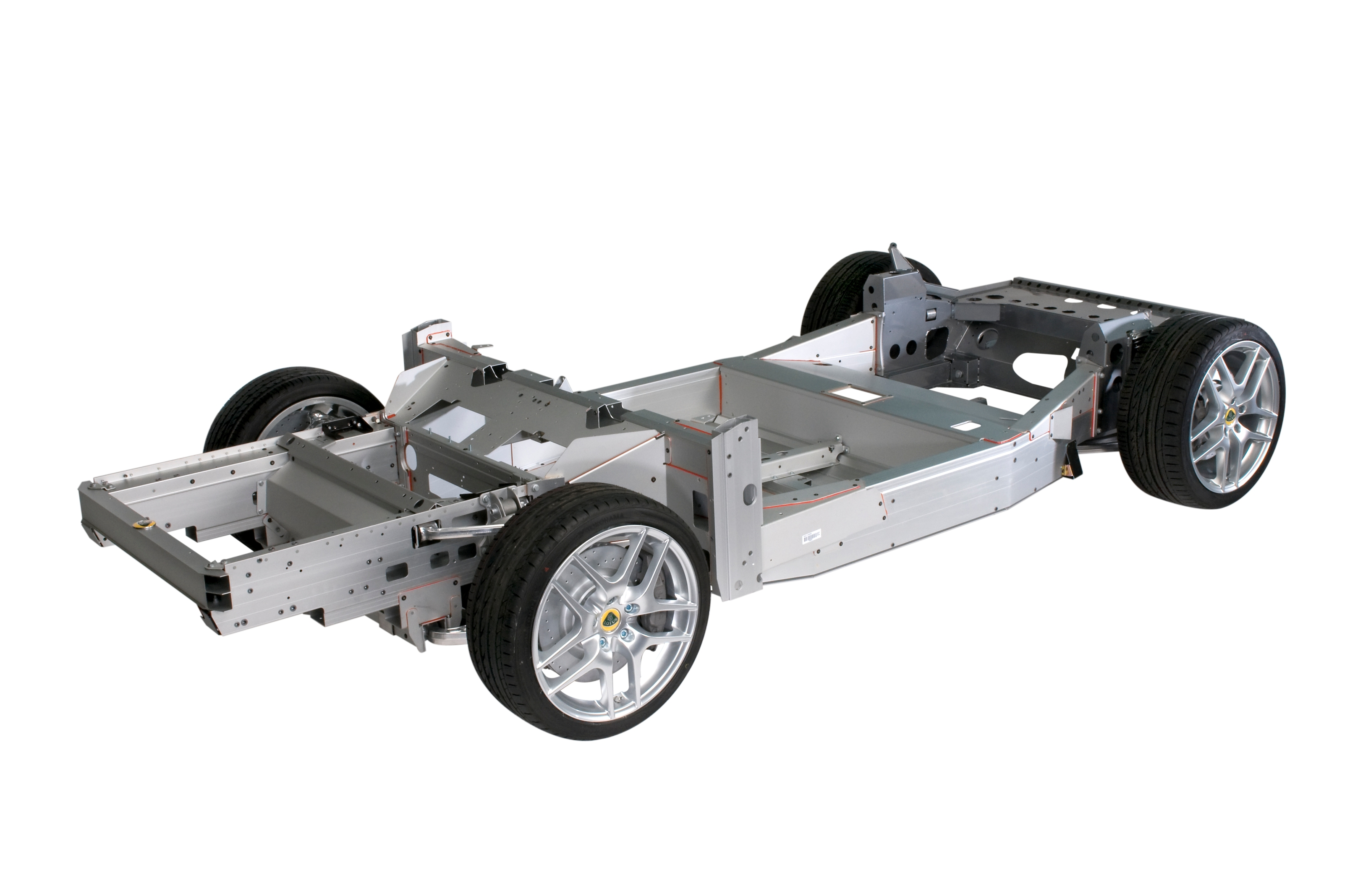 March 2009 chapman report online for Chassis aluminium