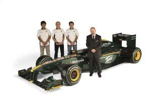 Lotus T157
