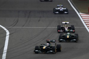 Lotus Racing Chinese Grand Prix