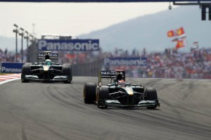Lotus Racing 2010 Turkish Grand Prix