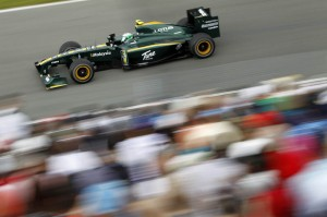 Heikki Kovalainen, Lotus T127 Cosworth. Canadian Grand Prix 2010 practice