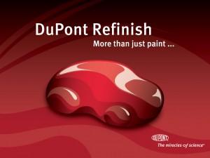Dupont Refinish Ad