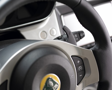 Lotus Evora IPS Shifters