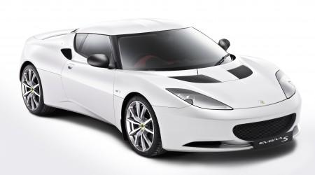 Lotus Evora S 3qtr front