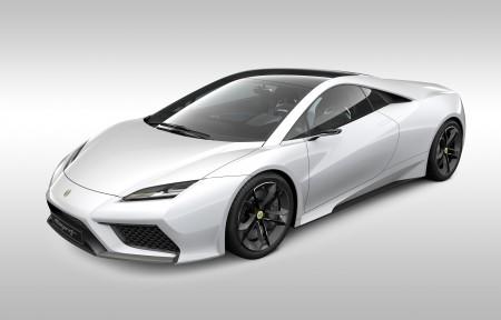 2013 Lotus Esprit Paris Motor Show