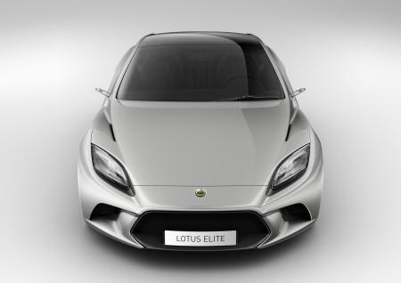 Lotus Elite front