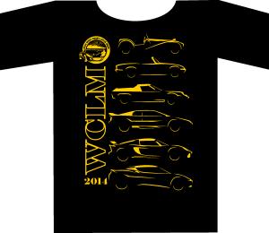 WCLM T-shirt