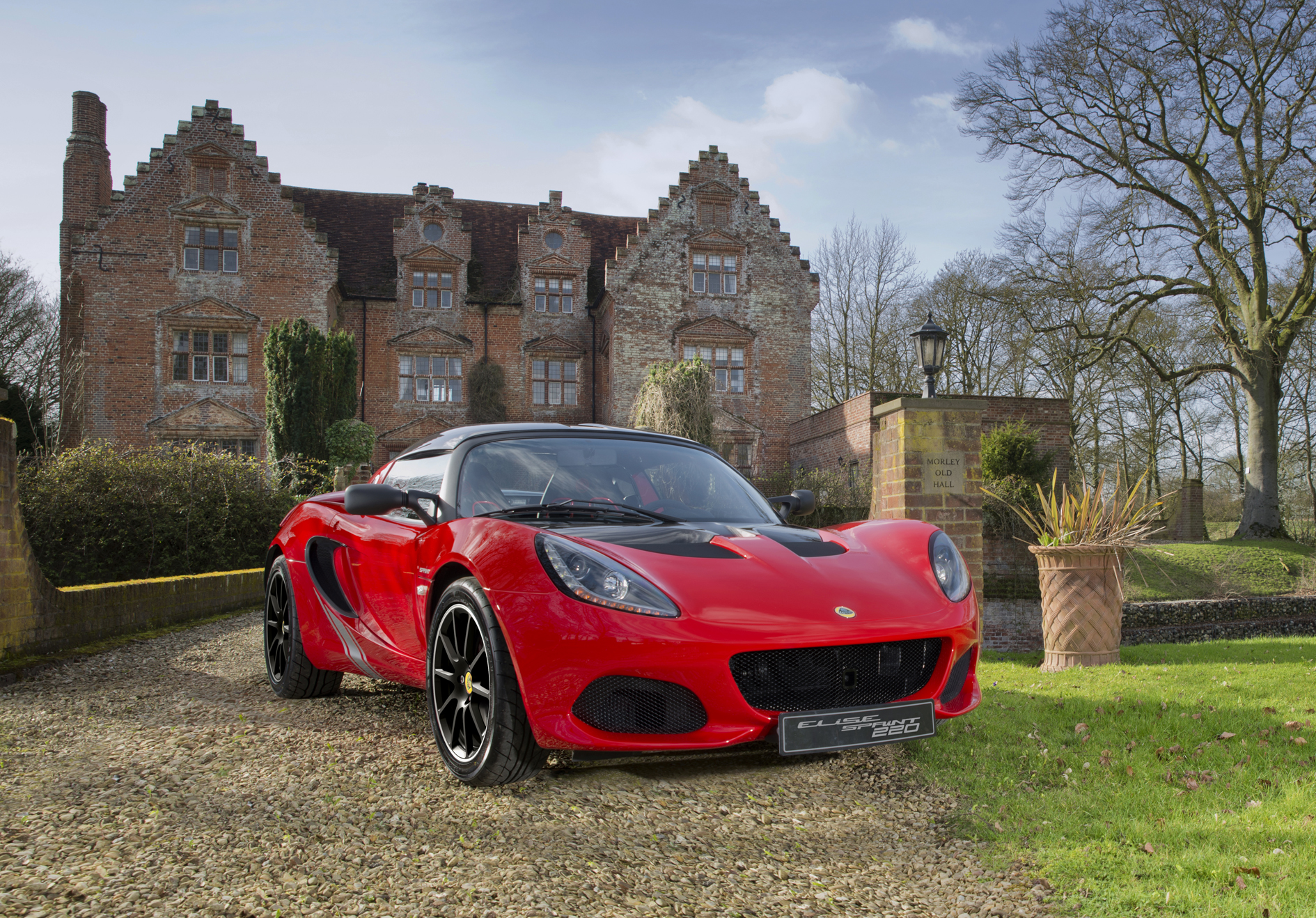 The lightest Elise ever – the new Lotus Elise Sprint